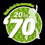 Ticket 20 in 70 dienstencentrum De Fontein_