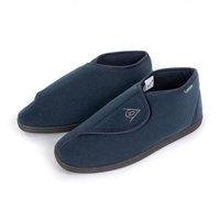 Dunlop pantoffels - mannen blauw - hoog