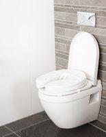 zachte toiletverhoger van 5cm