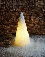 Sirius Sneeuwkegel verlicht 21 cm