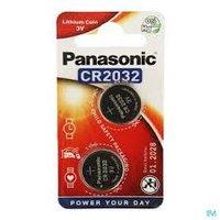 Panasonic CR2032 batterijen