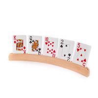 Kaartenstandaard - hout 35 cm