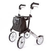 Rollator Let's go out - zwart