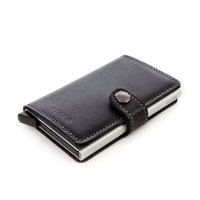 Secrid mini portefeuille MO - zwart ORIGINAL