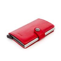Secrid mini portefeuille MO - RED LIPSTICK ORIGINAL