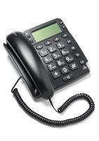 Doro versterkte telefoon MAGNA 4000 BLACK