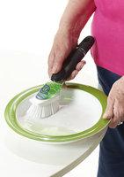 Afwasborstel met zeepdispenser Oxo