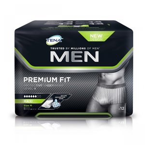 TENA  Men - Protective Underwear Level 4 - L