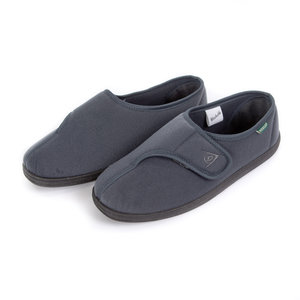 pantoffels laag mannen Dunlop - grijs