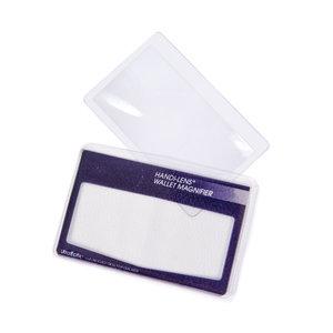 Vergrootglas visitekaartje UltraOptix