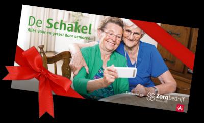 Cadeaubon De Schakel