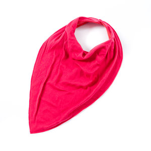 Bibble plus bandana claret - maat 4