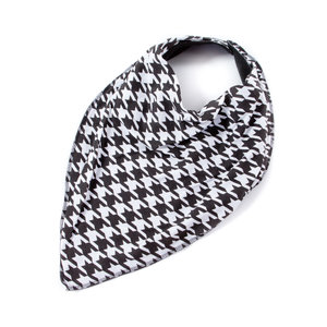Bandana Bibble Plus - dogtooth - maat 4