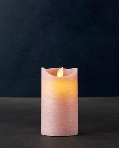 Sirius Kaars Licht Roze - 12,5cm