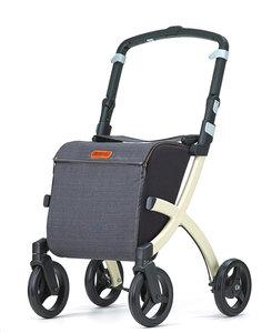 Rollator Rollz Flex 2 - grijs